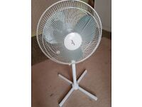 Floor standing electric fan
