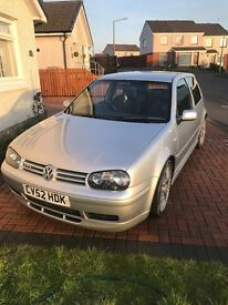 Volkswagen Golf 25th anniversary tdi