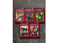 Marvel Mightiest Heroes Graphic Novel Collection 5 issues - Eaglemoss