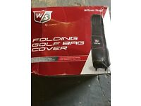 Wilson folding travel cover