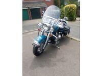 Harley Davidson Road King FLX 1400cc