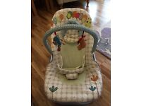 Mamas & Papas Wave rocker chair