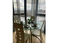 Cream Dining Table - COLLECTION