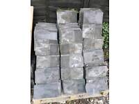 Reclaimed Welsh Slate Roofing Tiles - Qty: 1500
