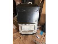 Gas bottle heater