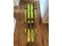 Kastle Tour Randonnee Skis with Silvretta Bindings