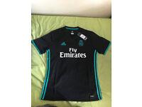 Real Madrid Away Shirt 2017/18 !NEW! Adidas Size XL