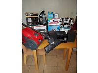 JOBLOT OF ELECTRICAL'S, CARBOOT! ALL WORKING IN GOOD CONDITION