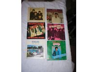 singles picture sleeves