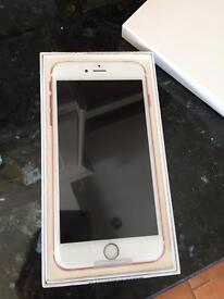 New iPhone 6s. Rose Gold. 128GB