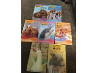 Animal ark 7 book collection