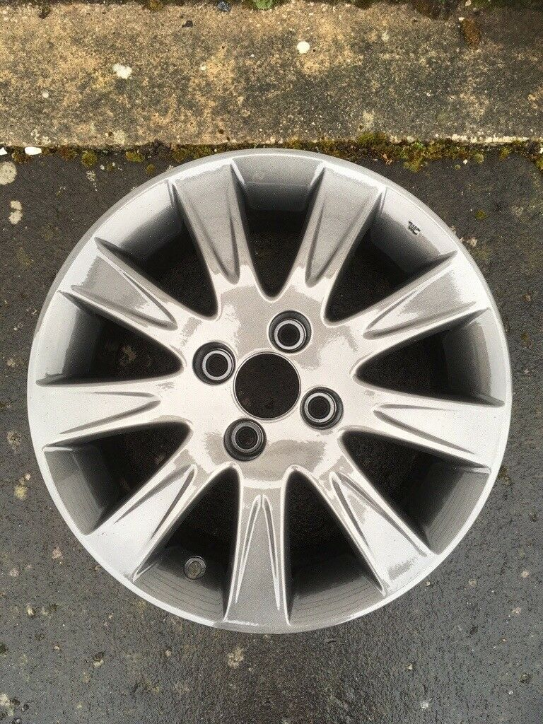 Honda Jazz Alloy Wheels In Ayr South Ayrshire Gumtree
