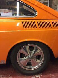1972 Restored Volkswagen Fastback/Type 3/Variant - Classic VW