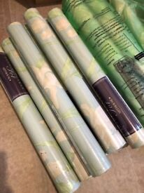 14 Wallpaper Rolls £5 each