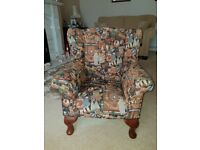 Unique Children's Chair from 'Listers' **Nearest Offer**