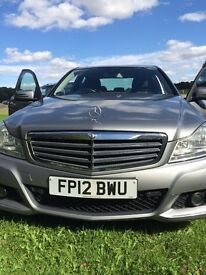 STUNNING MERCEDES C-CLASS 220 BLUE EFFICIENCY SE