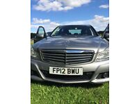 STUNNING MERCEDES C-CLASS 220 BLUE EFFICIENCY SE !!!!! REDUCED TO SELL BY £900 !!!!