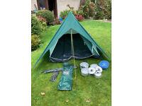2-person Lichfield Ranger 3 tent