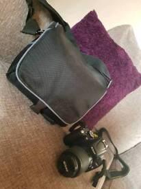 Nikon DSLR D5000 camera