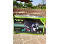 Fusion base tube 10 inch sub