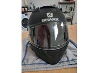 Helmet motorcycle - Shark Speed-R Blank