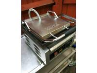 Commercial Electric Buffalo Panini grill, contact grill, toaster