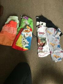 Small bundle of boys clothes age 2/3 &3/4