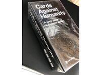 Cards against humanity (brand new)