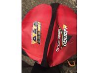 Vango sleeping bag size XL and self inflating mat
