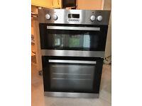 Lamona LAM4601 integrated double electric oven
