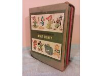 Walt Disney 4 books box set The Wonderful World of Walt Disney