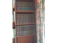 Entire set of Encyclopedia Britannica