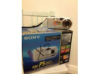 Sony DSC P5 Cyber- shot digital still camera