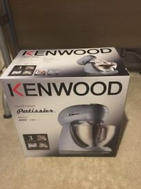 KENWOOD Stand Mixer (Blue) MX317/400W/4L Patissier NEW & BOXED - RRP £199!
