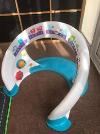 FISHER PRICE SMART TOUCH SPACE PLAYSET