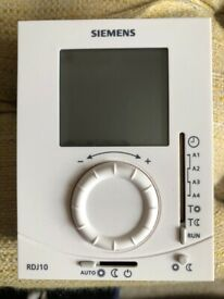 Seimens Programmable room thermostat