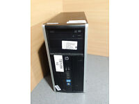 Lot 10 HP 8200 Elite Microtower Computer - Intel Core i5 2nd Gen 3.3Ghz - 8GB Ram