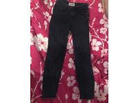 New look ankle grazer jeans