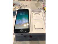 Apples iPhone 7 Plus jet black 128gb Unlocked very good like new