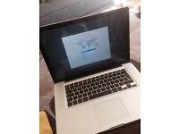 Macbook Pro (15-inch late 2011)