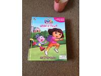 Dora were is tico book playmat 12 figures