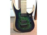 Ibanez RGD 7 String Electric Guitar RGDIX7MPB