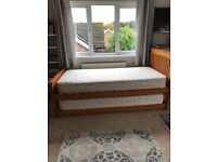 Guest bed (2 in 1) for sale