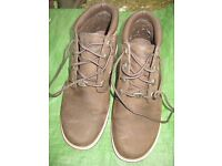 Brand New Genuine Timberland Leather Boots - Size 5.5