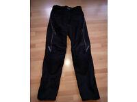 Motorcycle Ladies Waterproof Trousers - Ixon - Winter trousers