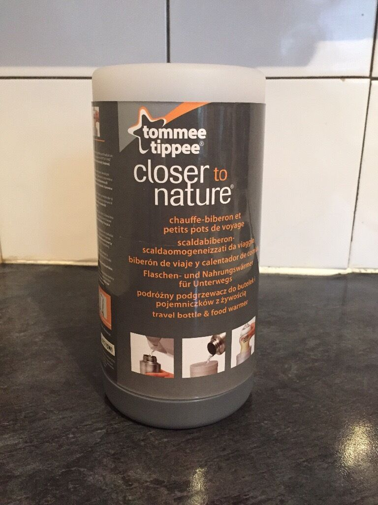 *BRAND NEW* Tommee Tippee Closer to Nature Bottle & Food Warmer