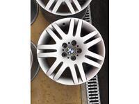 BMW 18 Inch Style 93 Alloy Wheels