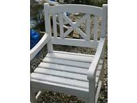 Bargain wooden garden furniture