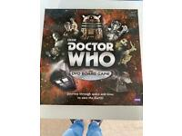 Dr Who DVD board game