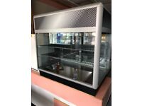 Lincat display fridge mint condition